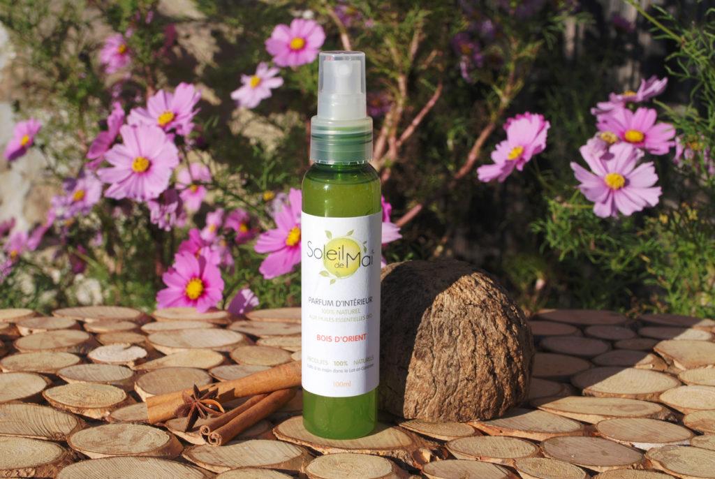 parfum d 39 ambiance bois d 39 orient savon naturel bio cosm tique naturelle bougie v g tale. Black Bedroom Furniture Sets. Home Design Ideas