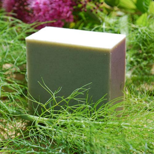 savon olive argile verte