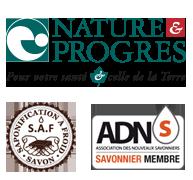 Nature & progrès, S.A.F, ADNS